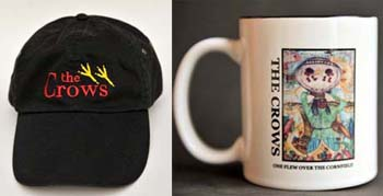 Crows Mug and Hat