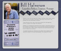 Bill Halverson website